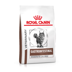 Royal Canin Vet Cat Gastro Intestinal Moderate Calorie