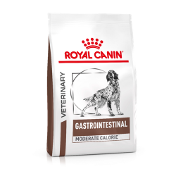 Royal Canin Vet Dog Gastro Intestinal Moderate Calorie