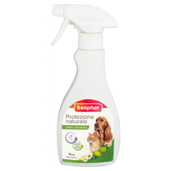 Beaphar Protezione Naturale Spray Barriera Cane e Gatto 250ml