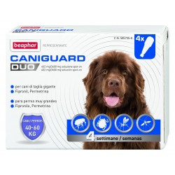 Braphar Caniguard Duo Dog Xl 4 Pip