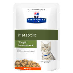 Hill's Cat Metabolic Busta 85g