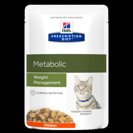 Hill's Cat Metabolic Busta 85g