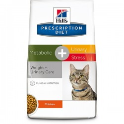 Hill's Cat Metabolic e Urinary Stress