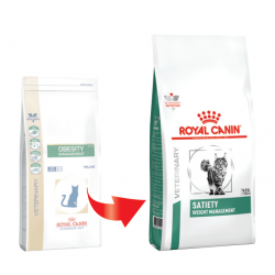 Royal Canin Vet Cat Obesity Managment & Satiety