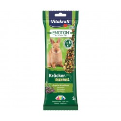 Vitakraft Emotion Kraker Conigli Herbal